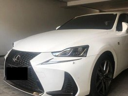 Selling 2nd Hand Lexus Is 350 2017 in Pasig