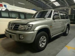 Selling 2nd Hand Nissan Patrol 2004 in Marilao
