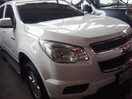 Selling White Chevrolet Trailblazer 2016 in Manila