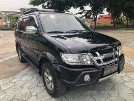 Selling Black Isuzu Crosswind 2014 Automatic Diesel