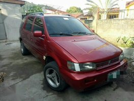 Selling Mitsubishi Space Wagon Manual Gasoline in Tagoloan