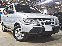 Silver 2014 Isuzu Crosswind Manual Diesel for sale in Quezon City