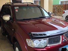 Selling Red Mitsubishi Montero Sport 2012 in Cavite