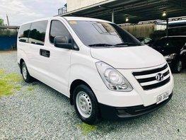 Sell Used 2017 Hyundai Grand Starex Manual Diesel for sale in Metro Manila