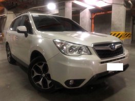 Selling Subaru Forester 2015 Automatic Gasoline in Makati