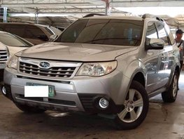 2nd Hand Subaru Forester 2012 at 62000 km for sale in Makati