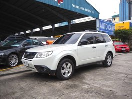 Selling Subaru Forester 2010 Automatic Gasoline in Pasig