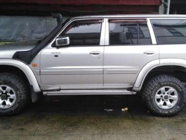 Selling Nissan Patrol 2004 Automatic Diesel in Quezon City