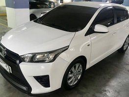 2nd Hand Toyota Yaris 2016 at 38000 km for sale