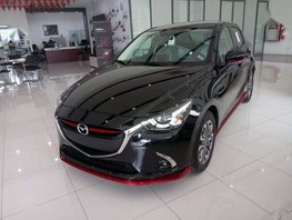 Selling Brand New Mazda 2 2019 in Quezon City