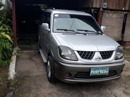 2nd Hand Mitsubishi Adventure 2006 for sale in Quezon City