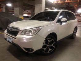 2nd Hand Subaru Forester 2015 Automatic Gasoline for sale in Makati