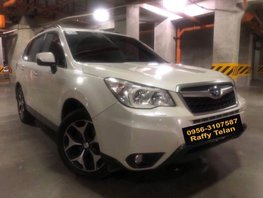 Sell 2nd Hand 2015 Subaru Forester at 45000 km in Makati