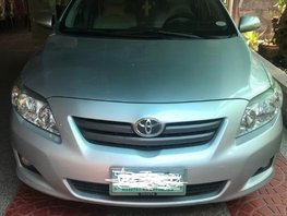2nd Hand Toyota Corolla Altis 2009 Manual Gasoline for sale in Manila