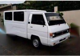 Selling Mitsubishi L300 1997 Manual Diesel in Pakil