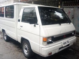 Sell 2nd Hand 1996 Mitsubishi L300 Manual Diesel at 130000 km in Lubao