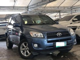 2nd Hand Toyota Rav4 2010 at 43000 km for sale in Makati