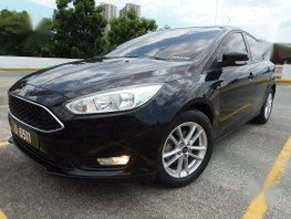 Selling Ford Focus 2016 Hatchback Automatic Gasoline in Quezon City