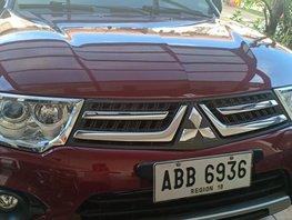 Selling Mitsubishi Montero Sport 2014 at 89000 km