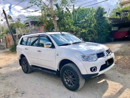 Used 2012 Mitsubishi Montero Sport for sale in Isabela