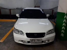 Selling Honda Accord 1999 Manual Gasoline in Pasig