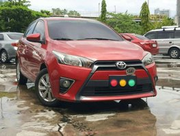 Selling 2nd Hand Toyota Yaris 2014 in Parañaque