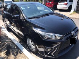 Selling Toyota Yaris 2014 Automatic Gasoline in Taguig