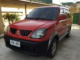 Selling 2nd Hand Mitsubishi Adventure 2008 at 100000 km in Taguig