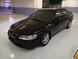 Selling Honda Accord 2000 Manual Gasoline in Quezon City