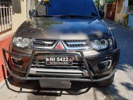 2nd Hand Mitsubishi Montero 2015 for sale in Makati