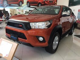 Selling Toyota Hilux 2019 in Manila