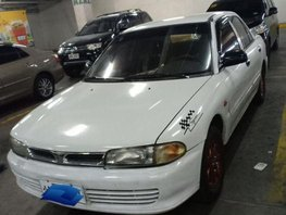 2nd Hand Mitsubishi Lancer 1996 Manual Gasoline for sale in Pasig