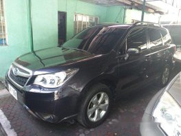 Selling Subaru Forester 2016 in Manila