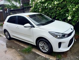 2nd Hand Kia Rio 2018 Hatchback at Automatic Gasoline for sale in Cainta