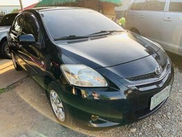 Black 2010 Toyota Vios for sale in Isabela