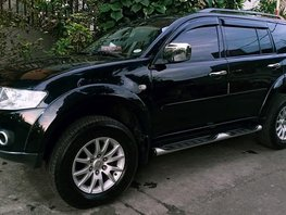 Mitsubishi Montero 2011 Automatic Diesel for sale in Valenzuela