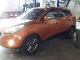 2nd Hand Hyundai Tucson 2015 at 44384 km for sale