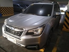 Sell 2nd Hand 2016 Subaru Forester at 34000 km in Manila