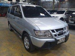 Silver Isuzu Crosswind 2014 for sale in Quezon City