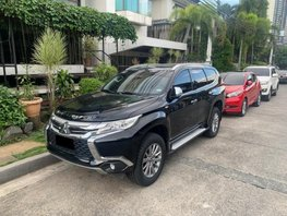 Selling 2nd Hand Mitsubishi Montero 2016 Manual Diesel at 26000 km in Quezon City