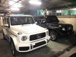Sell White 2019 Mercedes-Benz G-Class