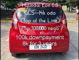 Hyundai Eon 2015 Manual Gasoline for sale in Baybay