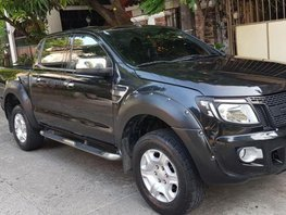 Selling 2nd Hand Ford Ranger 2012 in Quezon City