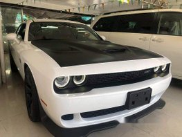 White Dodge Challenger 2017 at 4252 km for sale in Quezon City