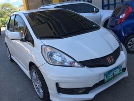 2nd Hand Honda Jazz 2013 for sale in Batangas City