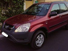 Selling 2nd Hand Honda Cr-V 2004 in Parañaque