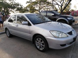 2nd Hand Mitsubishi Lancer 2007 Manual Gasoline for sale in Kawit
