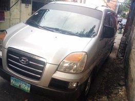 Selling Hyundai Starex 2005 at 130000 km in Lubao