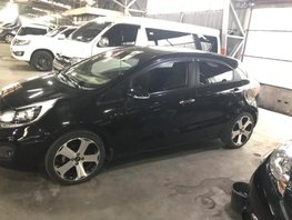 Sell 2nd Hand 2015 Kia Rio Hatchback at 30000 km in Pasig