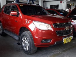 2nd Hand Chevrolet Trailblazer 2016 at 59899 km for sale in San Fernando
